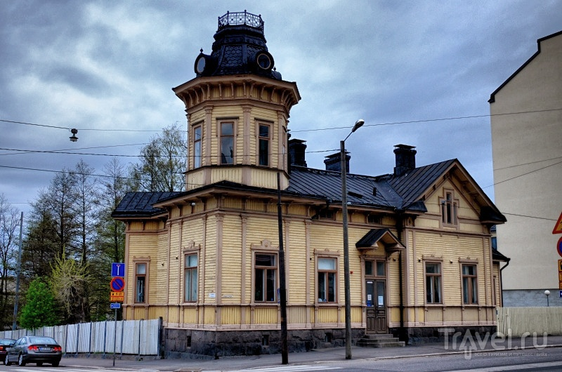 Хельсинки - самый русский город Европы / Финляндия