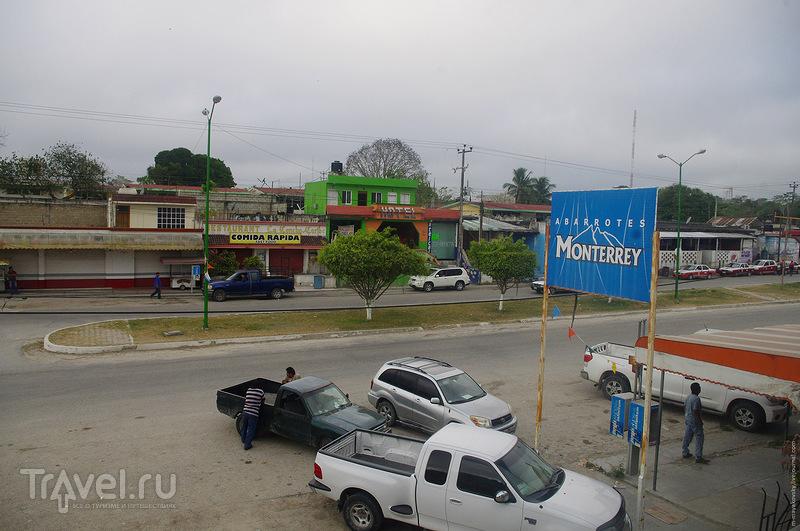 Путешествие по Мексике. Дос Охос, почти Белиз / Фото из Мексики