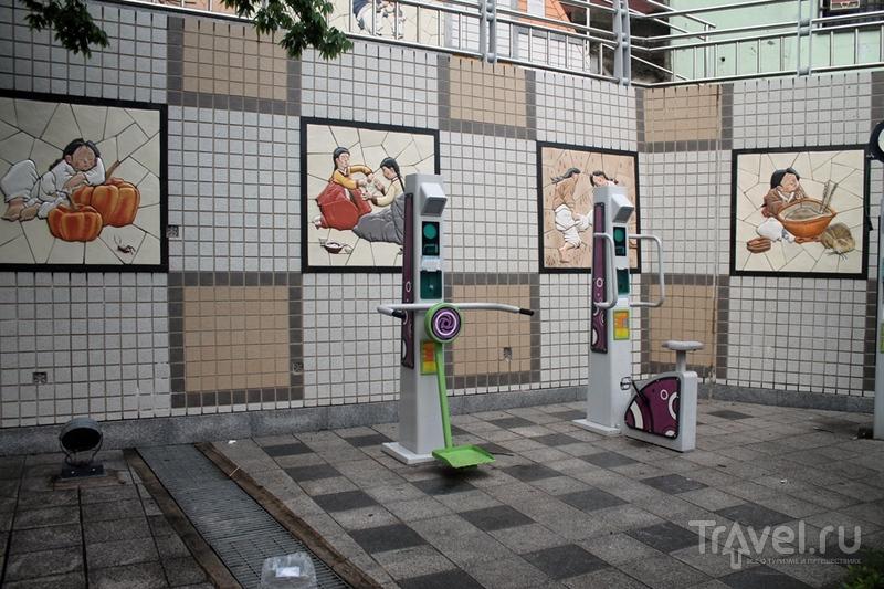 Корейские экс-фавелы / Южная Корея