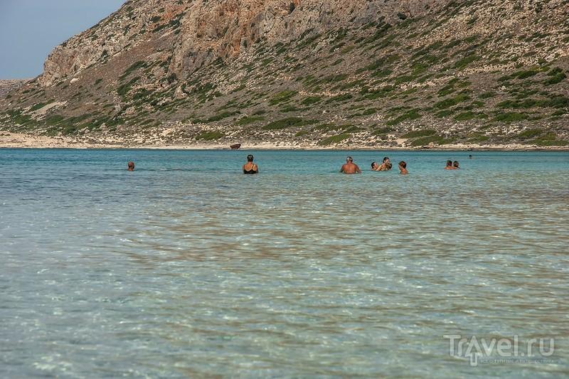 Там, где сливаются три моря / Фото из Греции