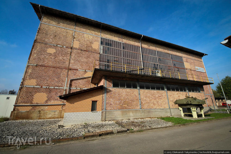 Festung Reuenthal - музейная крепость северной Швейцарии / Фото из Швейцарии
