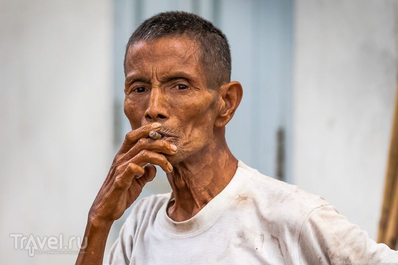 Бирма. Mahagandayon Monastery / Фото из Мьянмы