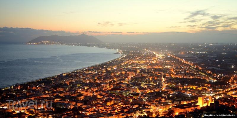 Италия от Неаполя до Рима. Террачина / Фото из Италии