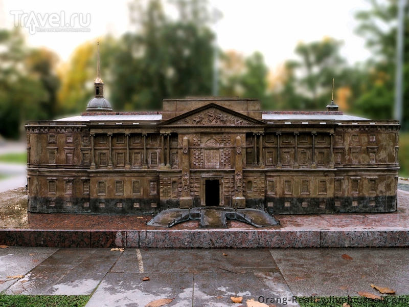 St. Petersburg. Питер в миниатюре / Фото из России