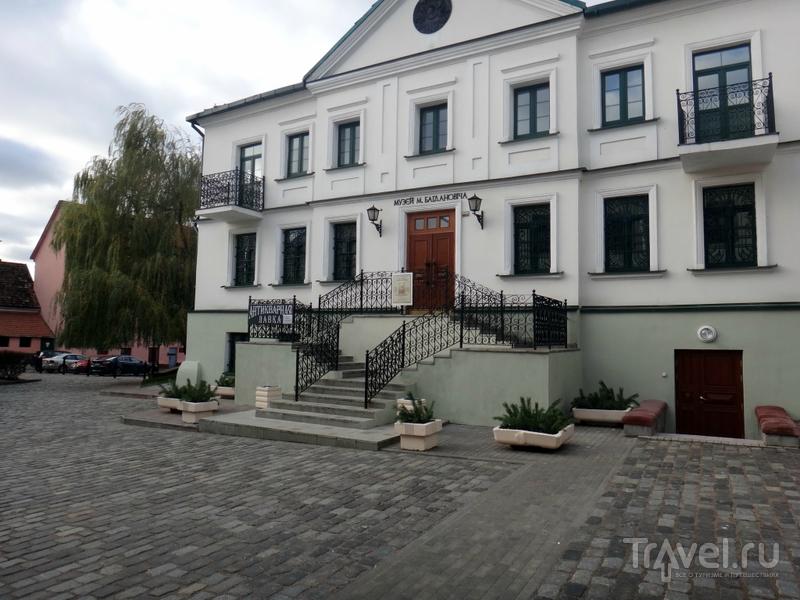 Минск глазами командировочного / Белоруссия