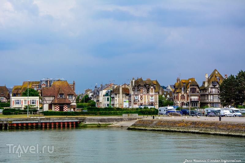 Нормандия. Довиль и Трувиль / Фото из Франции