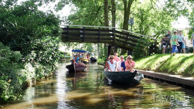 Гитхорн, Нидерланды, Август / Фото из Нидерландов