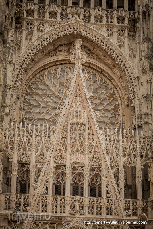 Руан: собор и не только / Фото из Франции
