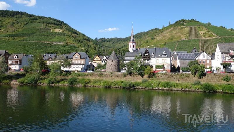 Мозельская долина. Германия / Фото из Германии