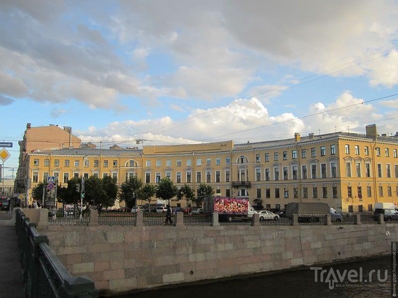 Круглый дом на Фонтанке / Россия