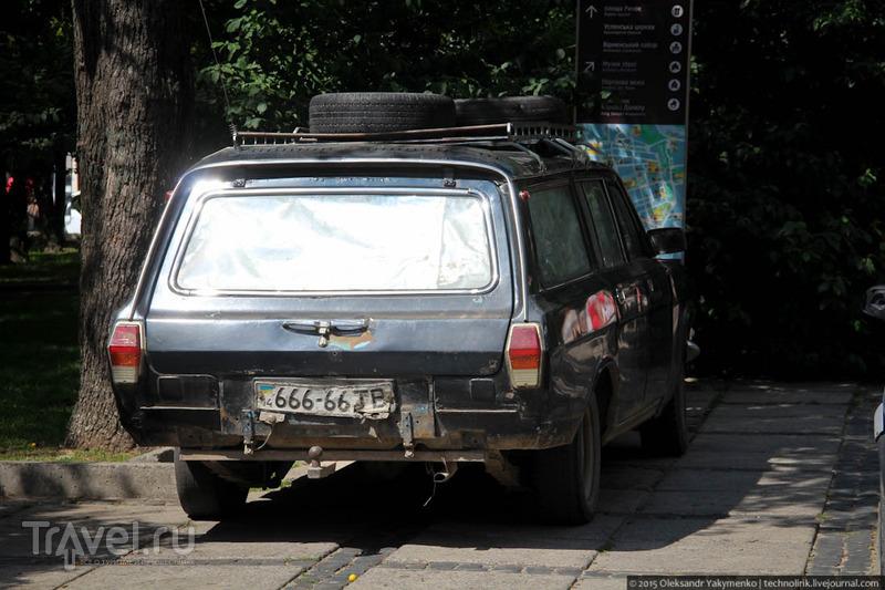 Львовские зарисовки / Фото с Украины