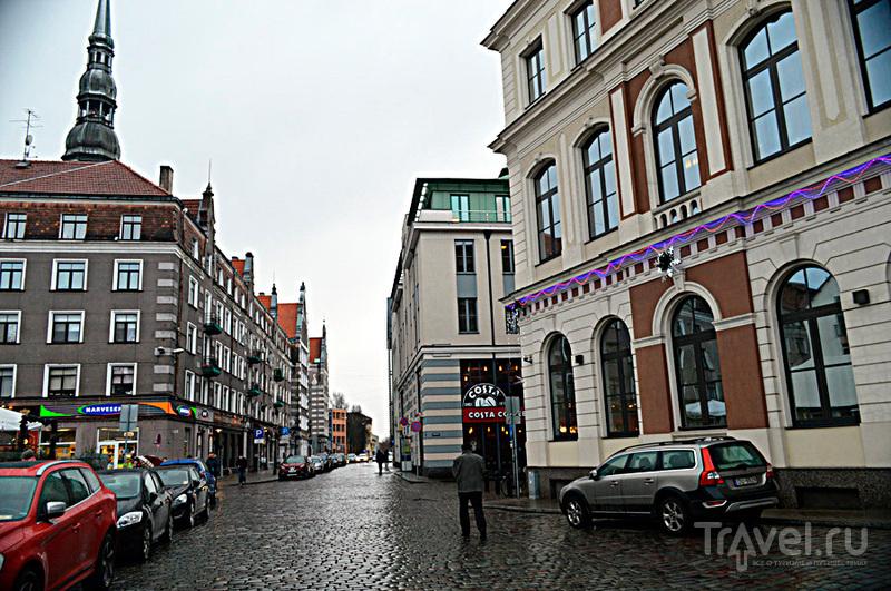 Рижские переулки / Латвия