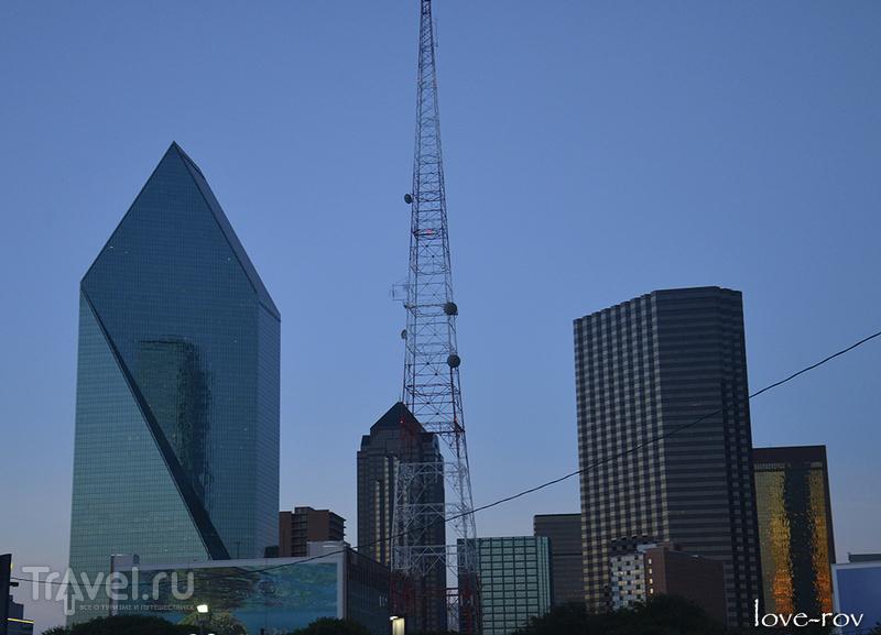 Из Чикаго в Техас / США