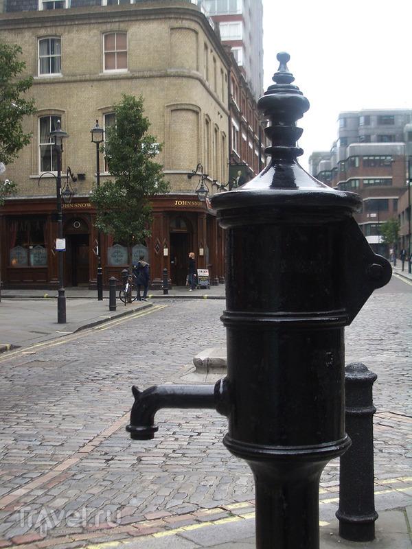 Секретный Лондон / Фото из Великобритании