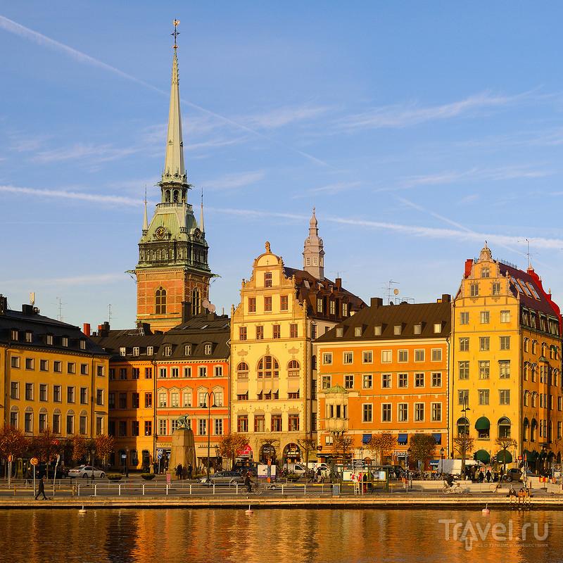 Швеция. Стокгольм и окрестности. 5 дней / Фото из Швеции
