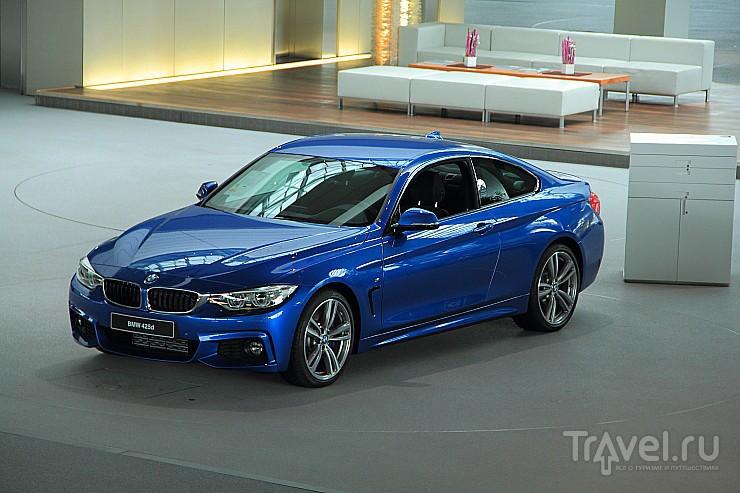 Мир BMW. (BMW Welt) / Фото из Германии