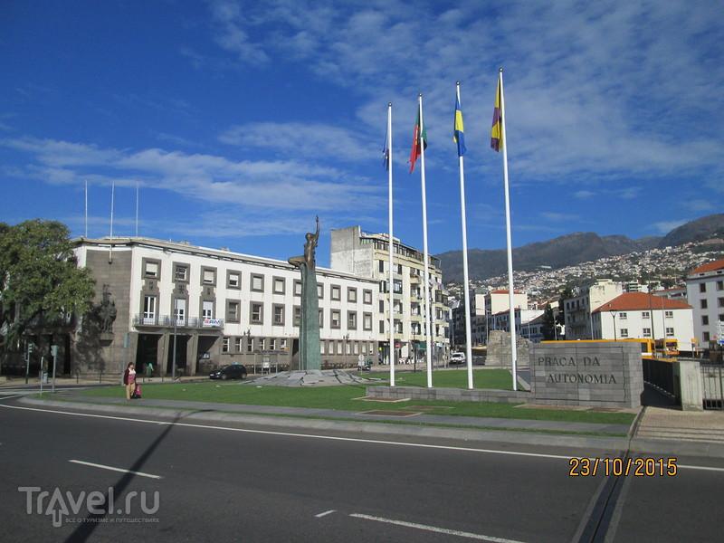 Португалия. Мадейра. Фуншал. Форт Sao Jose. Фуникулер / Португалия