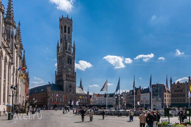 Автопутешествие по Бенилюксу. Брюгге / Фото из Бельгии