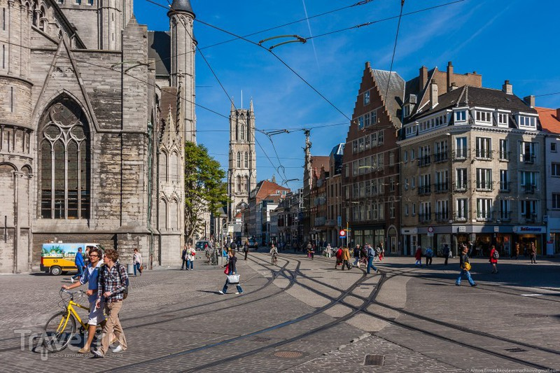 Автопутешествие по Бенилюксу. Гент / Фото из Бельгии