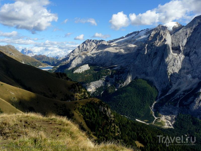 На разведку к Бельведер / Фото из Италии