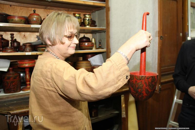 Фонд дерева Государственного Исторического музея / Россия