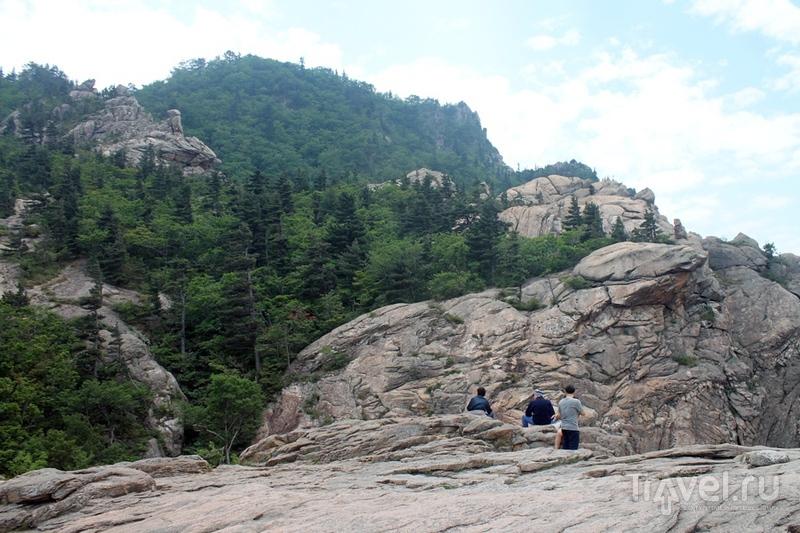 Корея: национальный парк Сораксан / Южная Корея