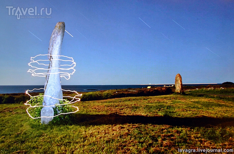 Карнакские камни Бретани - масштабный артефакт прошлого или блеф местных фермеров? / Фото из Франции