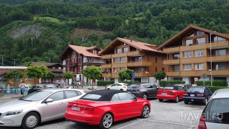 Изельтвальд, Швейцария / Фото из Швейцарии