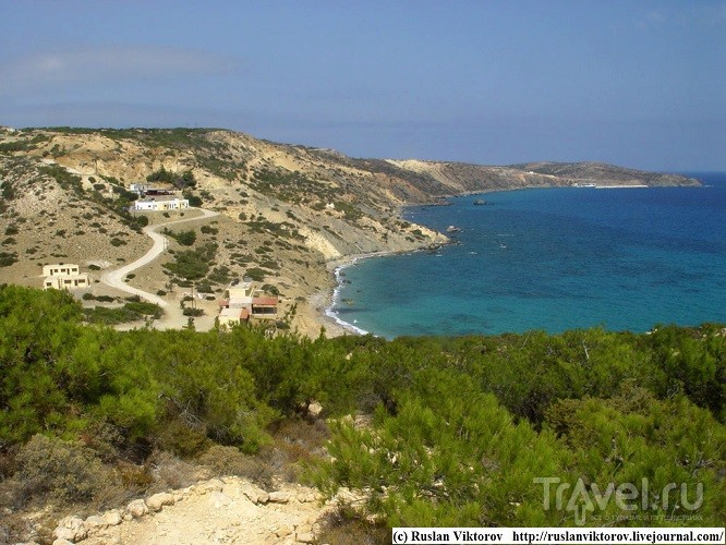 Последний остров Европы / Греция