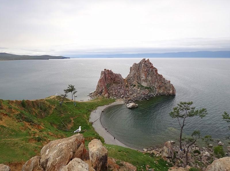 Байкал. Ольхонские ворота / Россия