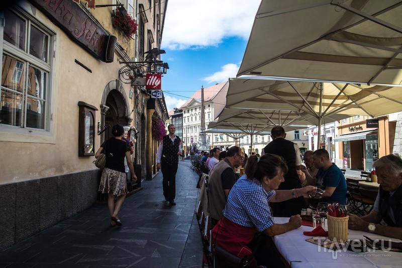 Словения, Любляна / Фото из Словении