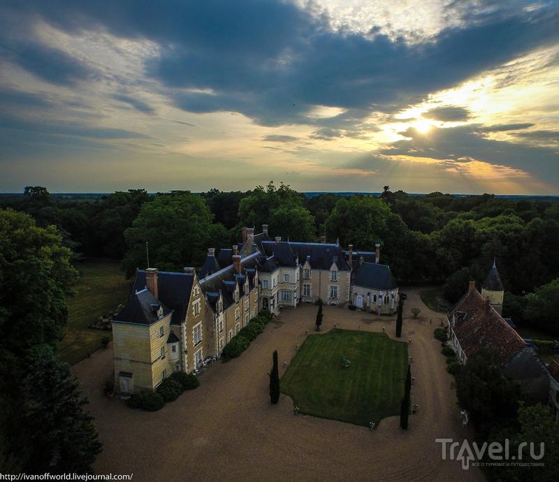 Замки Франции / Фото из Франции