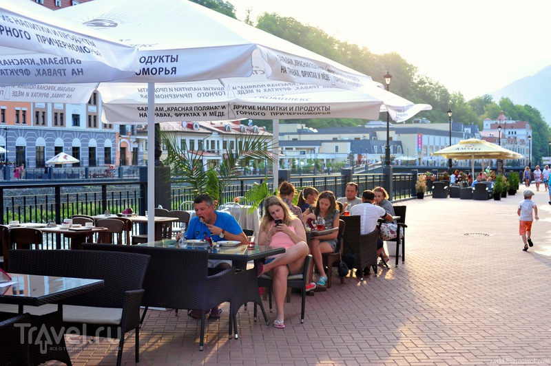 Роза Хутор: почему люди приезжают сюда летом? / Фото из России