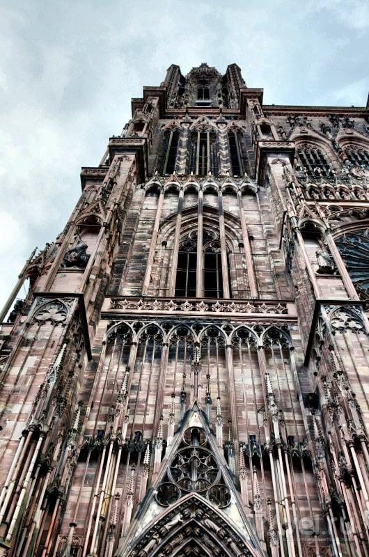 Нотр-Дам-де-Страсбур, Страсбург / Франция