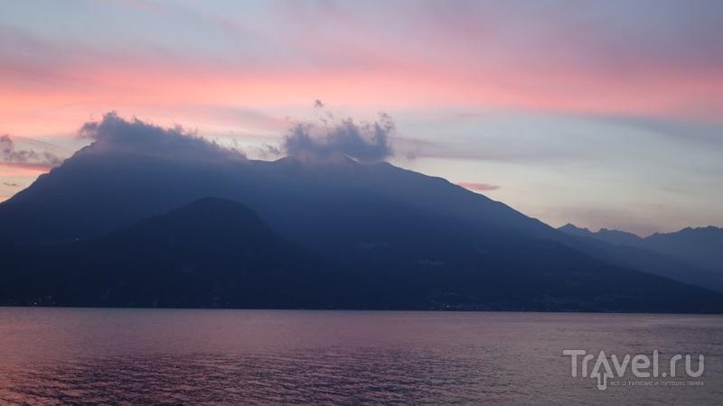 Варенна, Озеро Комо / Фото из Италии