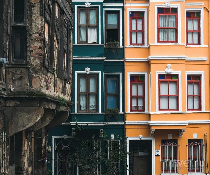 Стамбул за неделю до ... / Фото из Турции