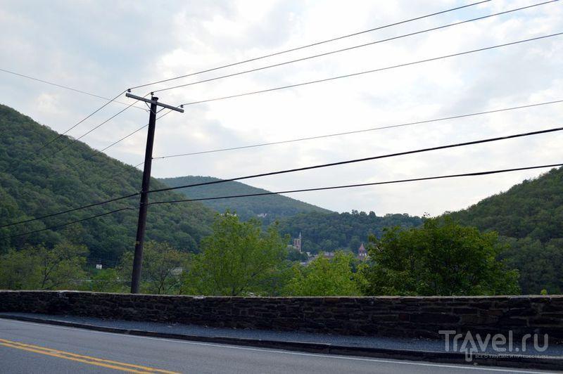 """Джим Торп, Пенсильвания, """"Американская Швейцария"""" / США"""