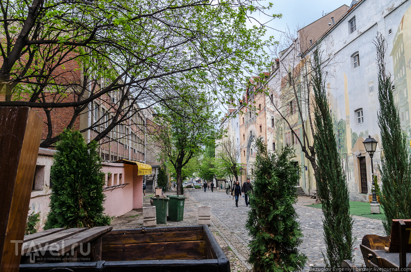 Знакомство с Белградом / Фото из Сербии