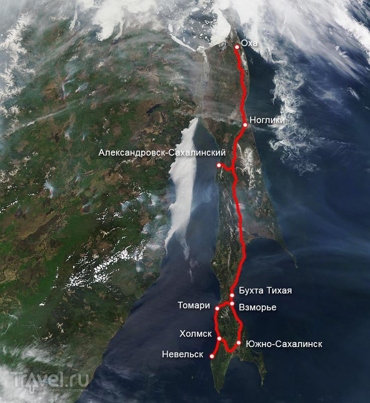 Сахалинская область / Фото из России