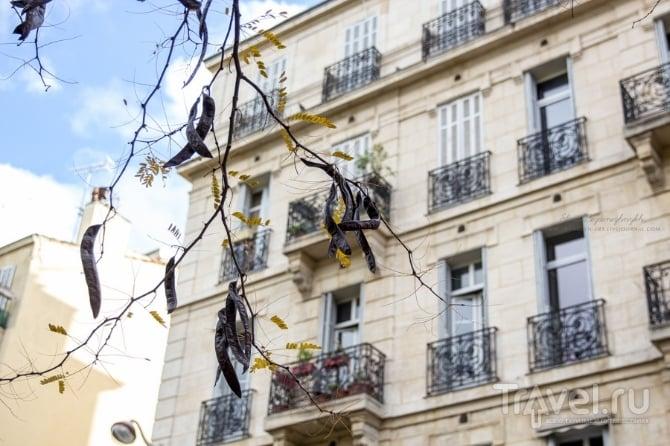 Марсель и его парижские улицы