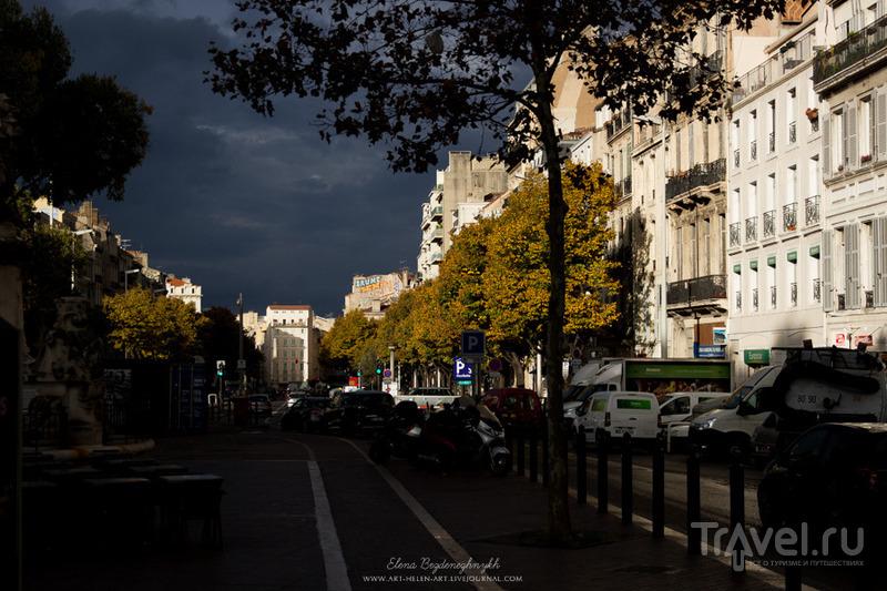 Марсель и его парижские улицы / Франция