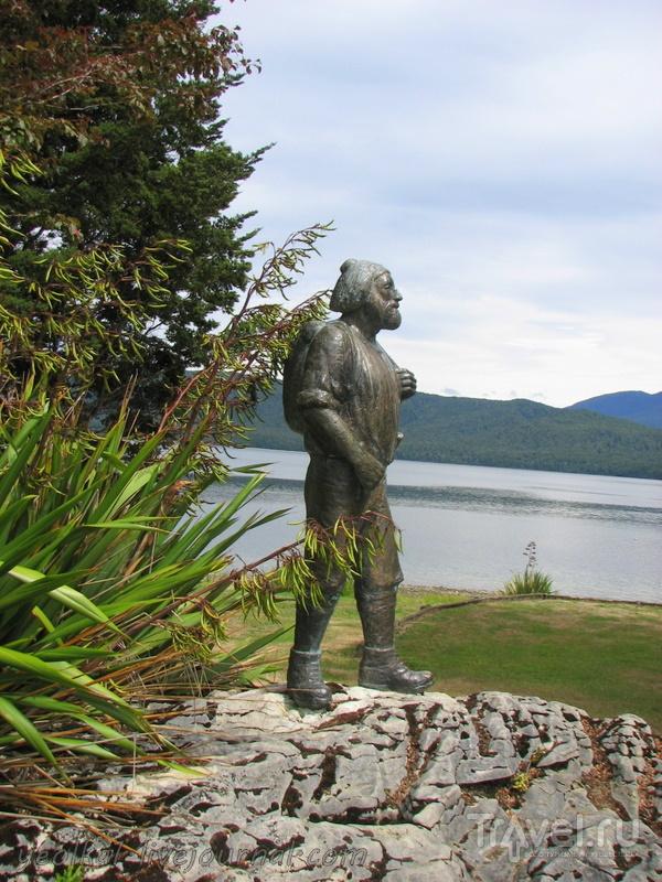 В стране антиподов. Те-Анау - ворота во Фьордленд / Фото из Новой Зеландии