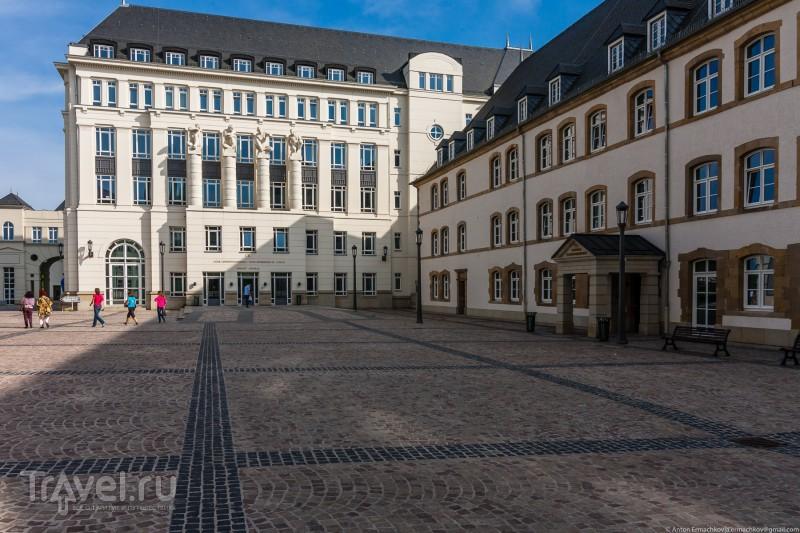 Автопутешествие по Бенилюксу. Люксембург / Фото из Люксембурга