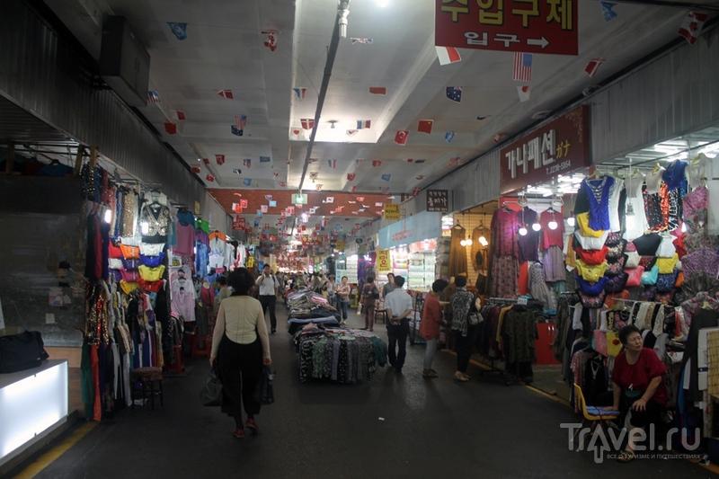 Корея: районы Сеула / Южная Корея