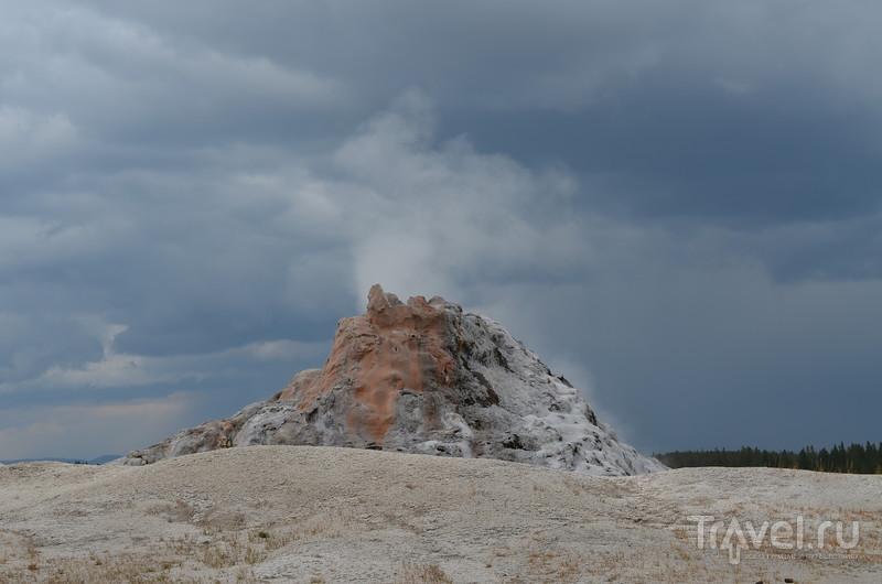 Национальный парк Йеллоустоун / Фото из США