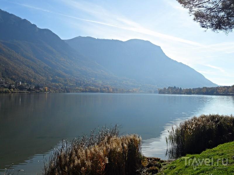 Неизвестное озеро Ломбардии / Фото из Италии