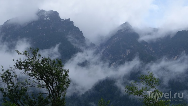 Альпийская дорожная / Фото из Австрии