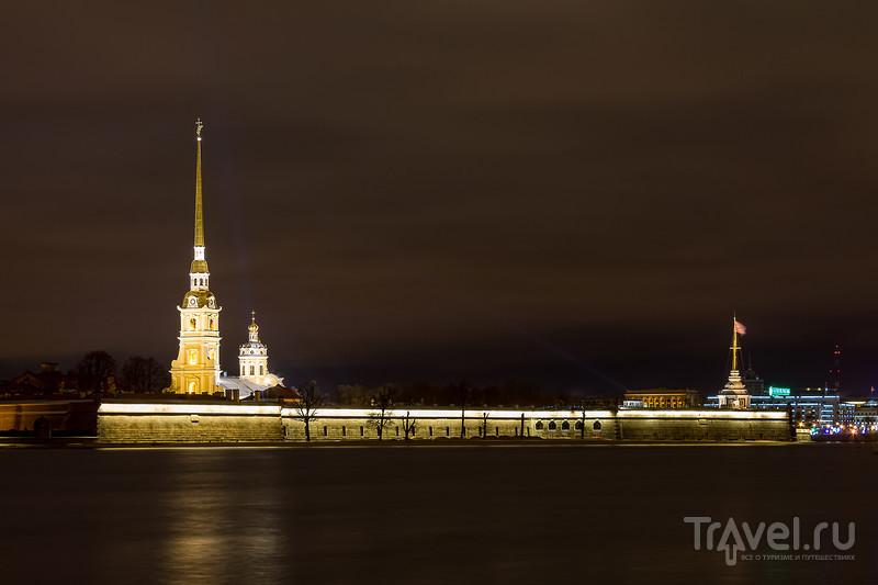 Санкт-Петербург в ночи! / Россия
