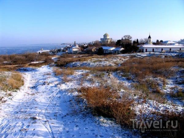 Зимний Севастополь / Россия