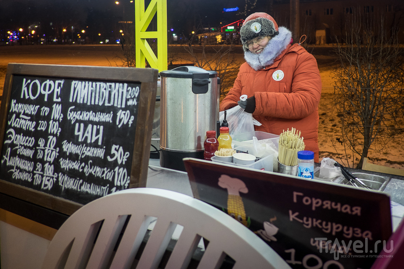 Новогодняя Москва глазами мизантропа / Фото из России